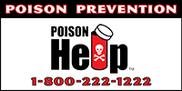 Poison Help 1-800-222-1222