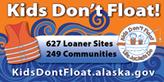 Alaska Kids Don't Float