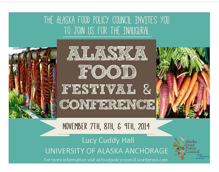 2014 alaska food festival conference november 7th 9th alaska