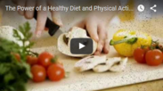 The Power of a Healthy Diet and Physical Activity - Preventing Cancer and Other Chronic Conditions with a Healthy Lifestyle.  A digital story by Eliz