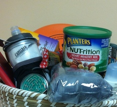 Health and Wellness Basket