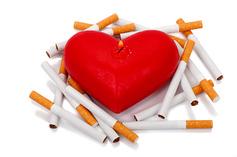 Heart cigarettes