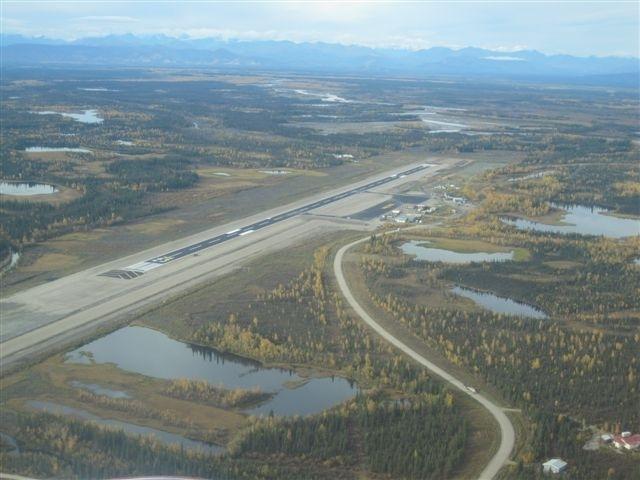 Northway Airport