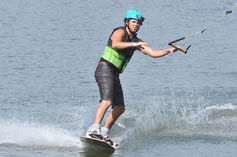 Oak Mountain state park water skiing