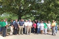 Alabama Parks ribbon cutting