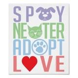 Spay Neuter Adopt