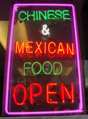 Chinese-Mexican Restaurant