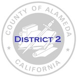 Alameda County, District 2