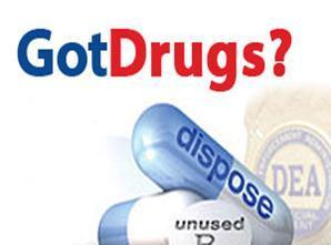 Drug Take Back Logo