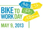 Bike to Work Day 2013