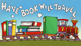 Have Book- Will Travel!