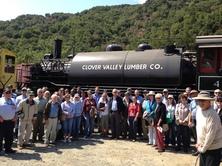 Niles Canyon Railroad Group Tour