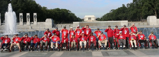Honor Flight Bay Area