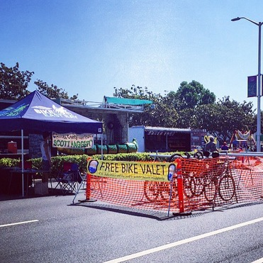 Fremont Bike Valet
