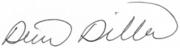 Devin Dillon Signature