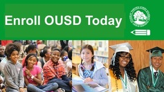 Enroll OUSD Graphic