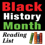 Black history reading icon