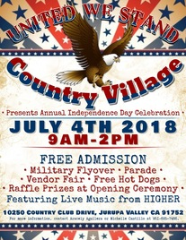 country village 4th