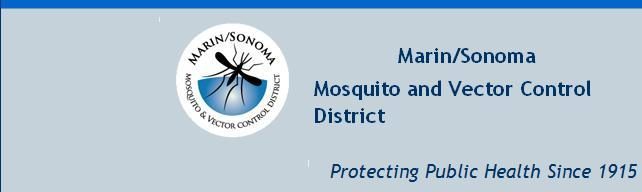 Marin/Sonoma Mosquito and Vector Control District