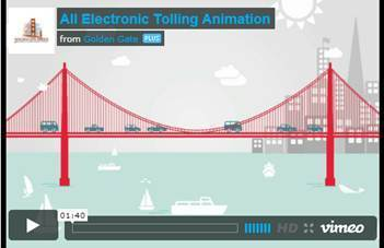 All Electronic Tolling Animation
