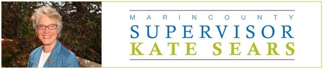 Marin County Supervisor Kate Sears Photo