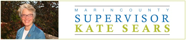 District 3 Logo with Supervisor Kate Sears photo