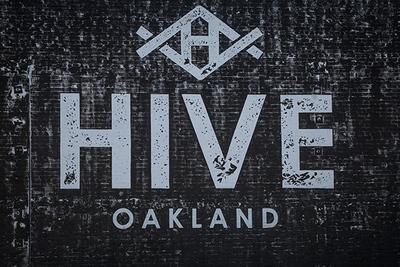 Hive Wall Logo
