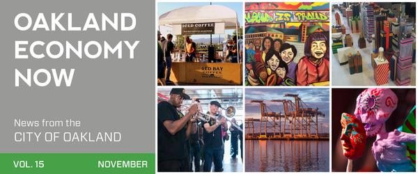 Masthead Oakland Economy Now November 2015