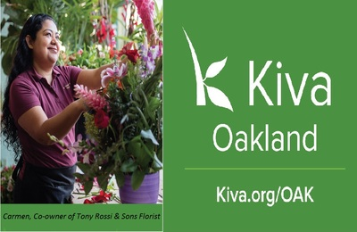 Photo and logo for Kiva Oak