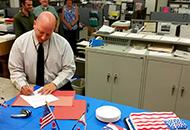Clerk-recorder-register photo.