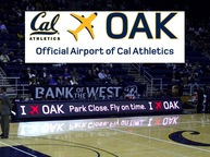 OAK Cal Athletics slide