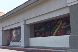 former Vons site on La Sierra & Magnolia