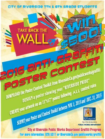 Graffiti Contest 7/8