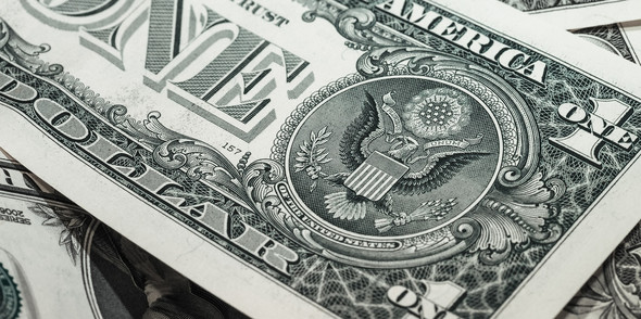 Image of a dollar bill.