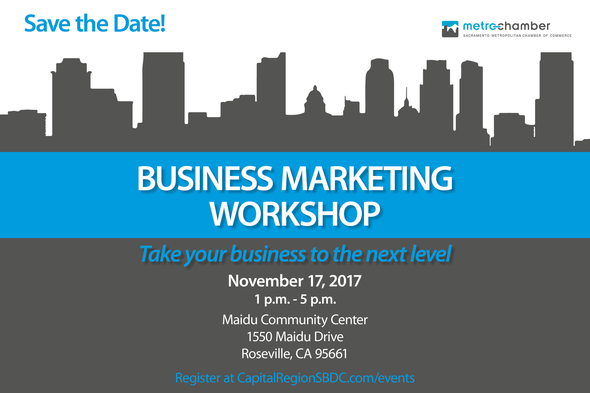 Business Marking Workshop