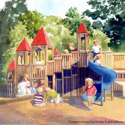 Rebuild McKinley Playground