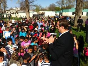 Egg Hunt @ Washington Elementary