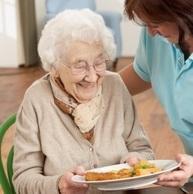 Senior Meal Service