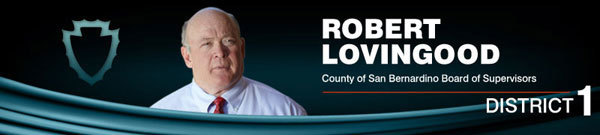 Supervisor Lovingood Newsletter banner