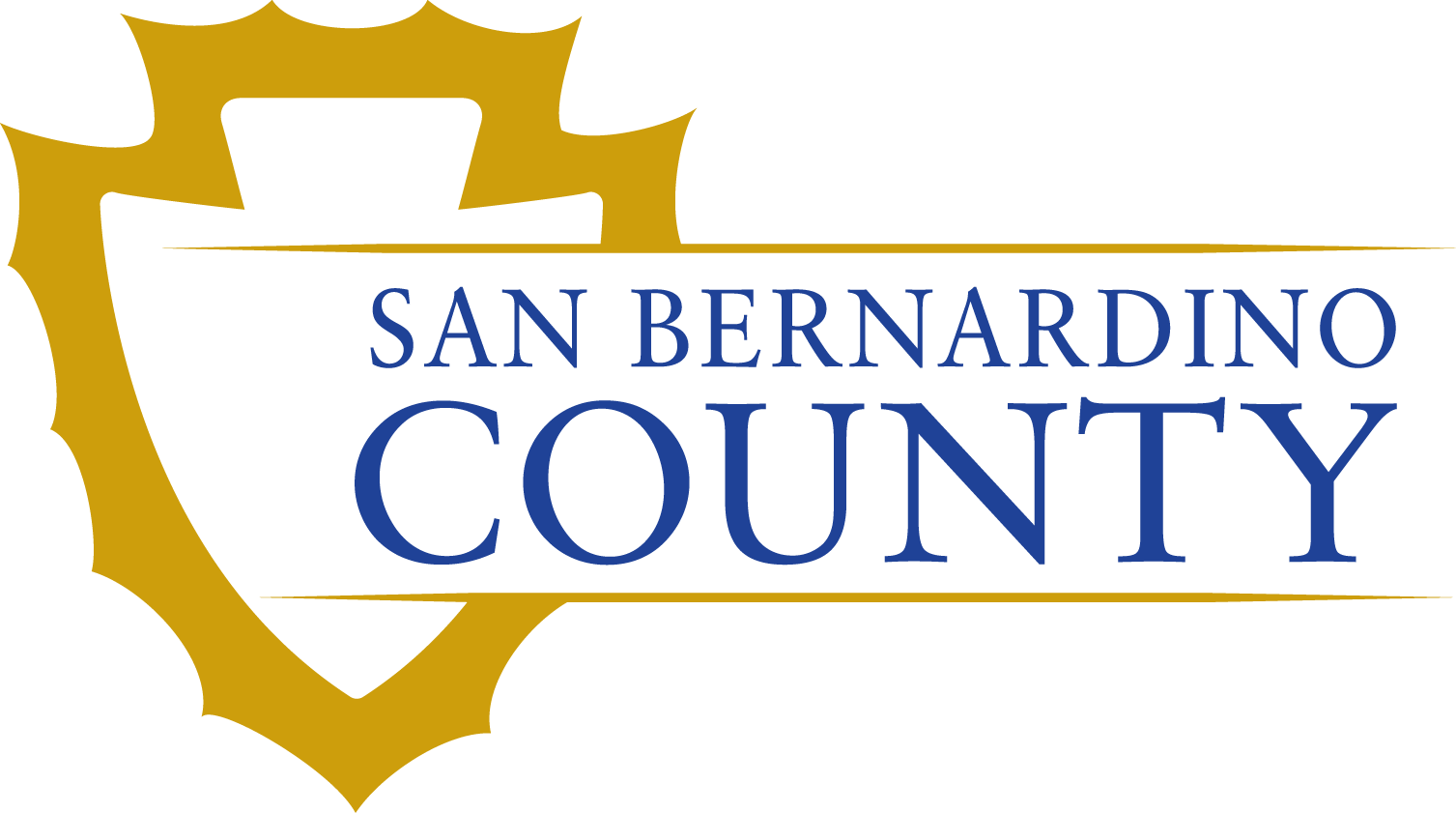 County of San Bernardino Logo