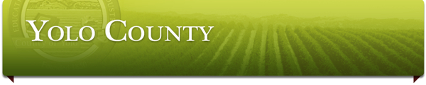 Yolo County Banner