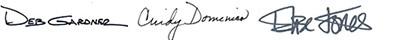 All 3 BOCC signatures