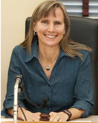 Boulder County Commissioner Elise Jones