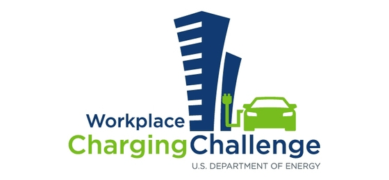 Logo for the Workplace Charging Challenge
