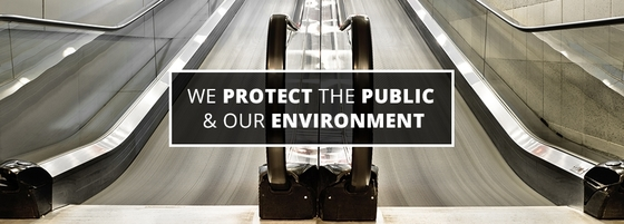 we protect the public and our environment