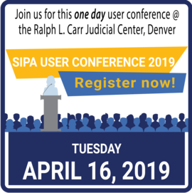 User Conference Registration Open now