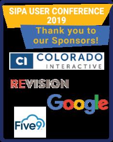 User Conference Sponsors, 1