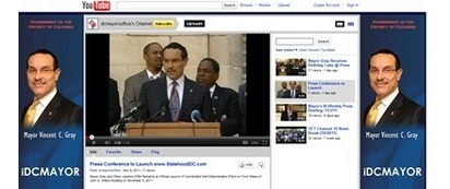 Launch of www.StatehoodDC.com