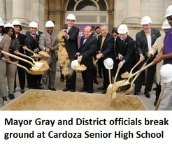 Cardoza Groundbreaking