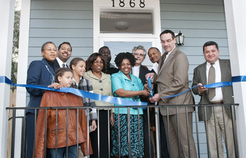 Ivy City Ribbon Cutting